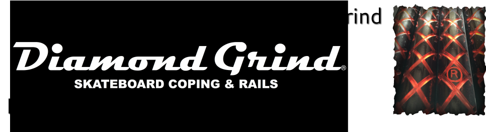 Diamond Grind: Skateboard Coping and Rails